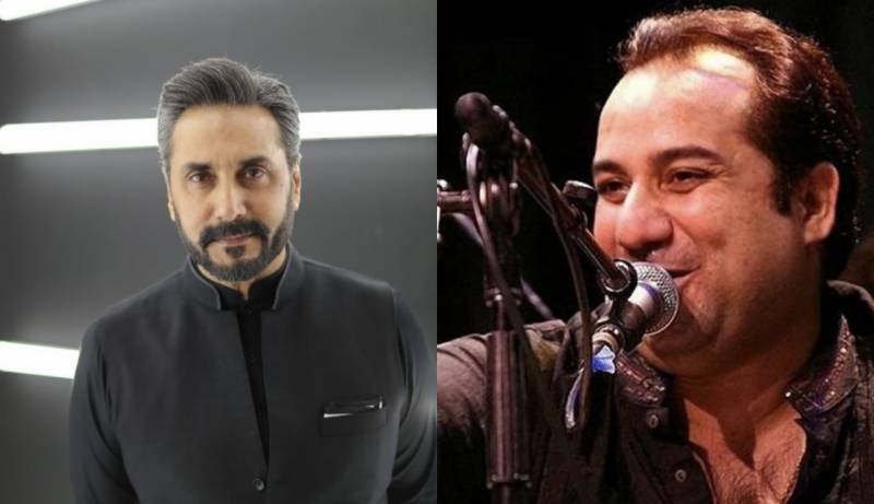 Adnan Siddiqui to collaborate with Rahat for 'Dua' video