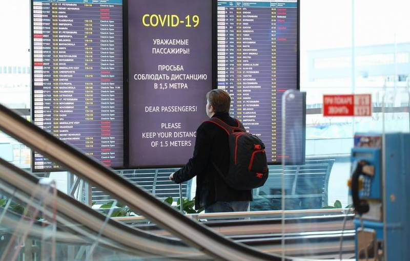 Russia to resume some international flights in August