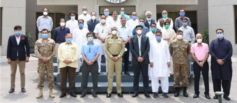 AJK journalists visit ISPR, get update on LoC situation