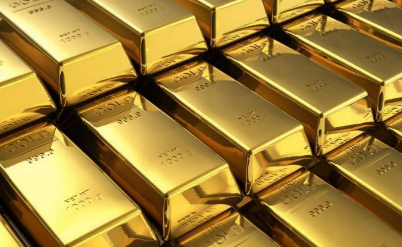 Gold price hits all-time high of Rs120,500 per tola