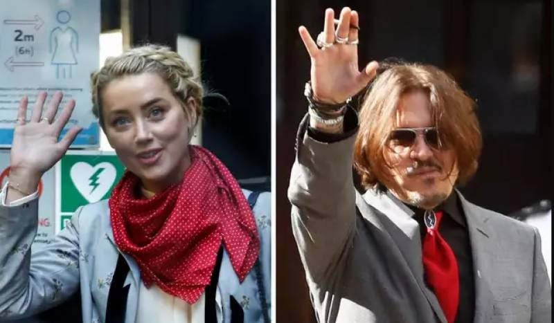 Video of Amber Heard's sister shows actress 'beat' her