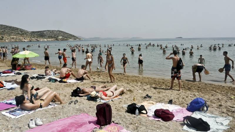 Croatia tourism down 50 percent in July: official