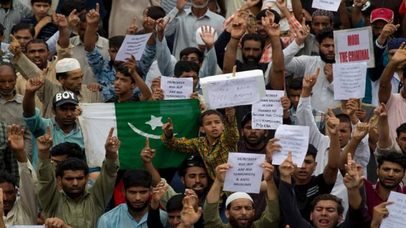 Kashmiris should be given lead role in highlighting the dispute