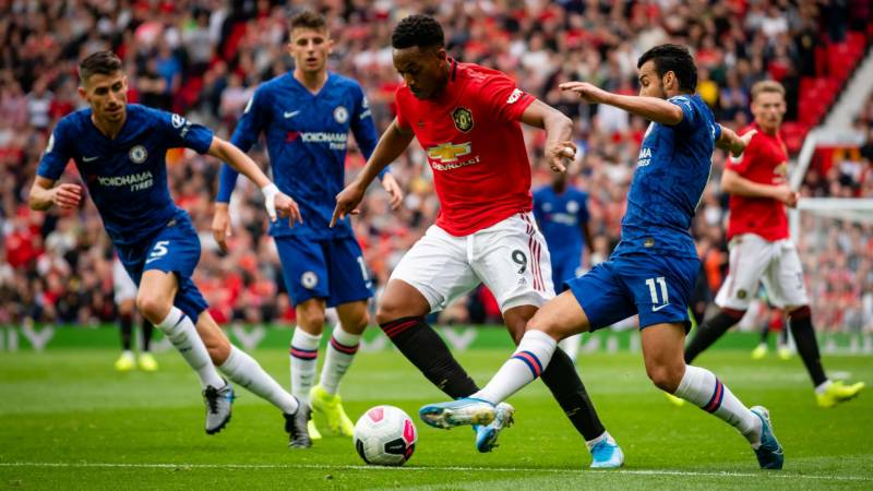 Man United, Chelsea seal top-four spots as Watford, Bournemouth relegated