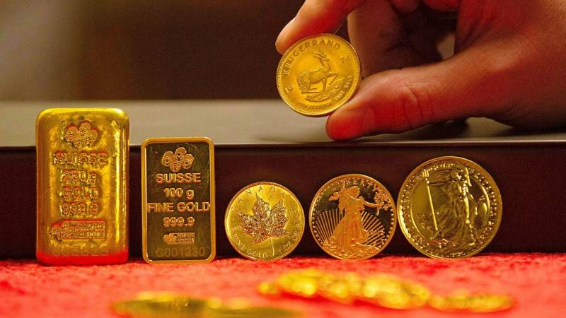 'Safe haven' gold has a rich 3,000-year history