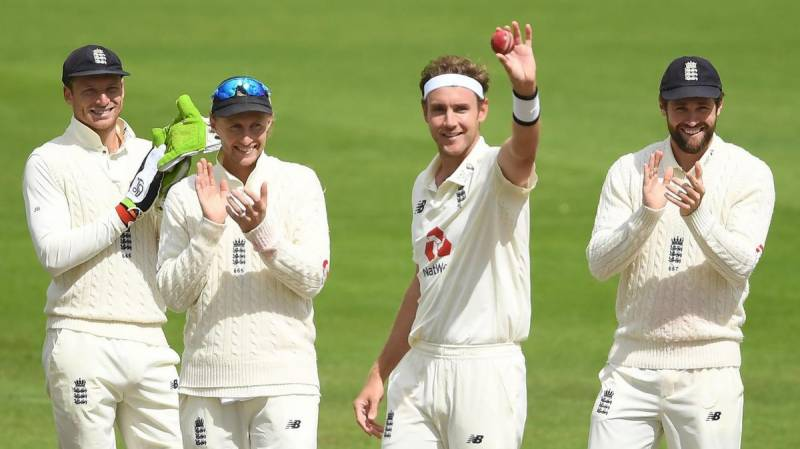 Broad takes 500 Test wickets as England seal West Indies series win