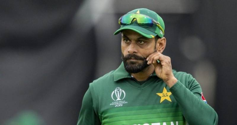 FBR to recover Rs20.6m tax form cricketer Muhammad Hafeez
