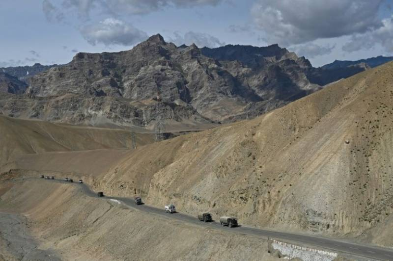 Chinese, Indian troops disengage from most of disputed border