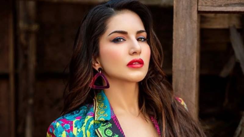Sunny Leone's workout video goes viral on social media