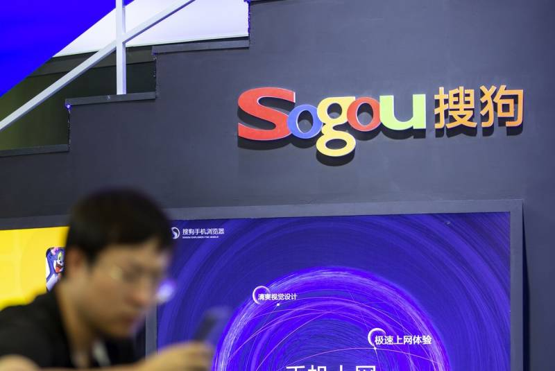 Tencent offers buy out of Chinese search engine Sogou