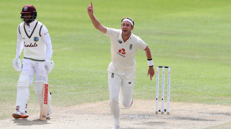 Stuart Broad says he could be last paceman in '500 club'
