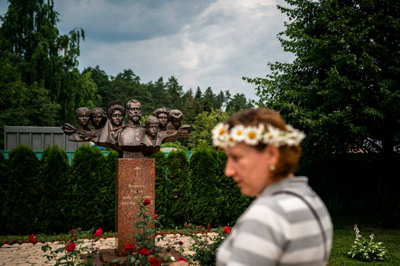 Barred from European beaches, Russians revive bygone pursuits