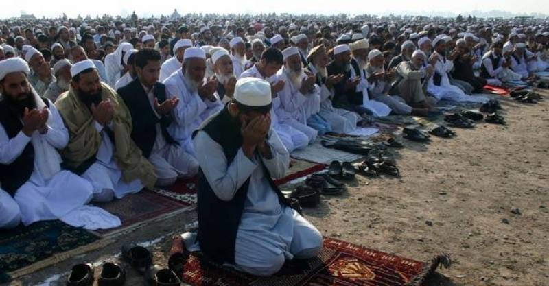 It's Eid in parts of North Waziristan, two more to follow