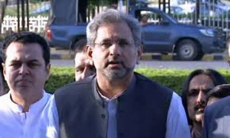 Forced govt to trash bill allowing detaining people for six months: Abbasi