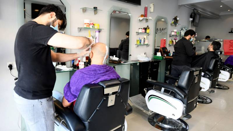 Trim for Eid: Qatar barbers and salons re-open