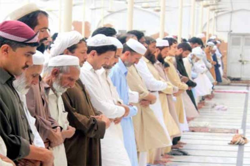 Eid being celebrated in parts of Khyber Pakhtunkhwa