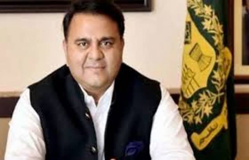 Fawad Ch terms APC continuity of 'father protecting movement'