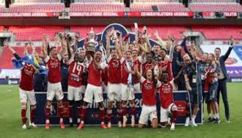 Aubameyang leads Arsenal to FA Cup triumph
