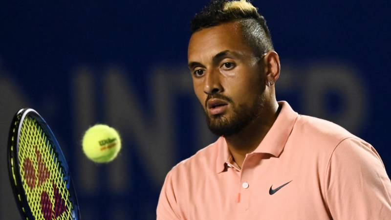 Kyrgios pulls out of US Open, pleads with players not to be 'selfish'