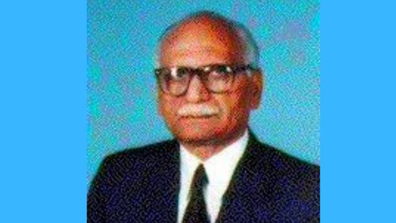 Muhammad Afzal Lone, retired Supreme Court Justice, dies at 92