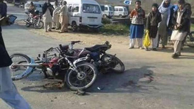 Road accident claims two lives in Sindh