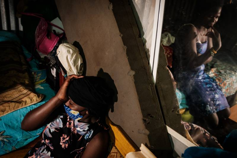 In Kenya, alarm over rise in teen pregnancies during pandemic