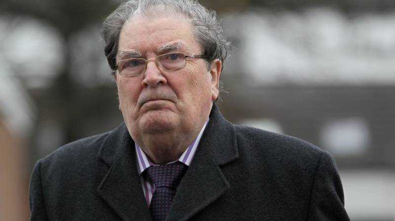 Northern Irish Nobel Peace Prize winner John Hume dies