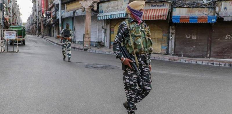 A year of upheaval in Kashmir under direct rule from Delhi