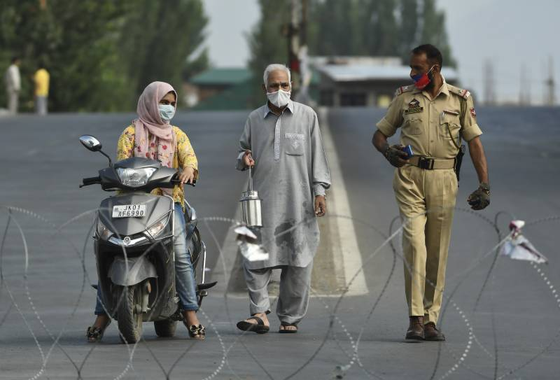 Desperation, misery in Indian Occupied Kashmir a year after clampdown