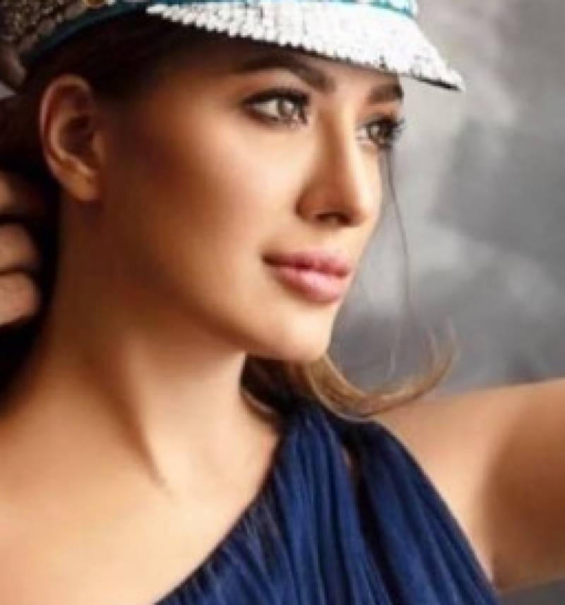 Mehwish Hayat oozes glamour and panache in her latest shoot