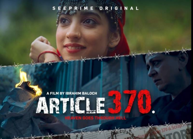 'Article 370' short film captures Kashmir under lockdown