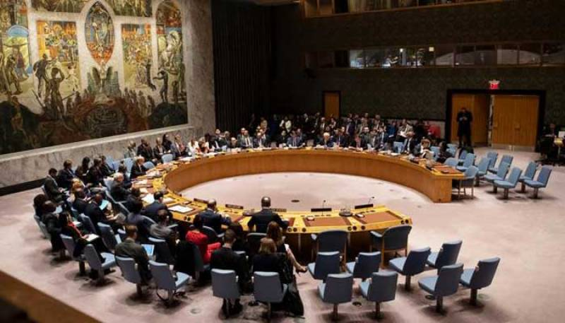 UNSC members voice serious concern over situation in IOK