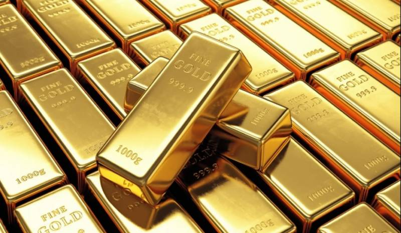 Gold price soars to Rs129,500 per tola