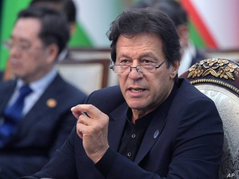 Imran welcomes UNSC's decision to take up Kashmir issue