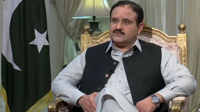 NAB reveals details of charges against Buzdar