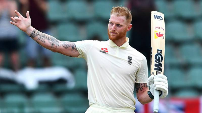 England's Ben Stokes to miss rest of Pakistan Test series