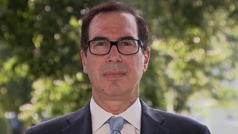 Aid deal possible if Democrats compromise: Mnuchin