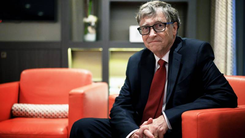 Pakistan's success against coronavirus is unmatched: Bill Gates