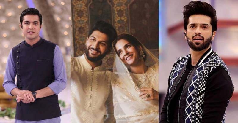 Fahad, Iqrar extend support to Saba, Bilal over music video backlash