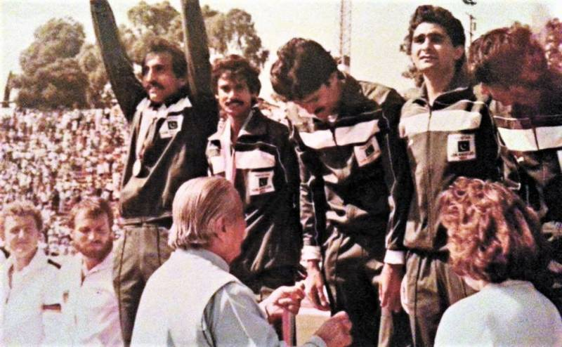 Golden memory: When Pakistan last won hockey's Olympics gold!