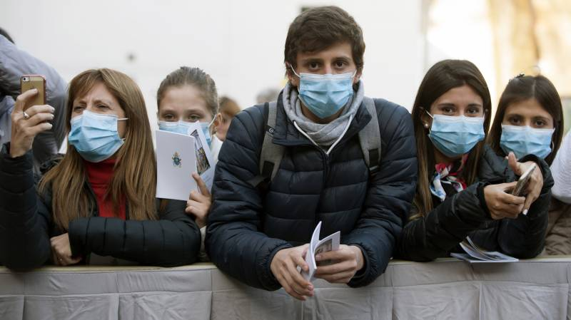UN says pandemic could inflict severe damage on youth
