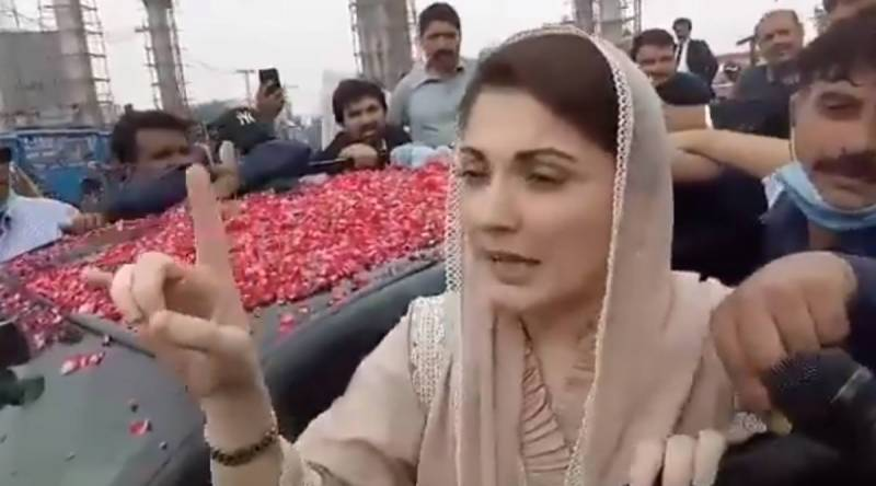 PML-N moves court for FIR against Imran, others over attack on Maryam