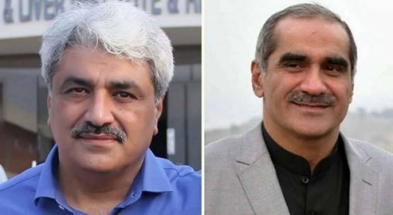 NAB files review petition in SC against Khawaja brothers' bail