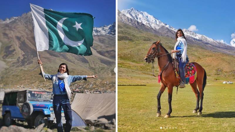 "TRT World to air Polish traveller Eva Zu Beck's ""A Place Called Pakistan"" on Aug 15"