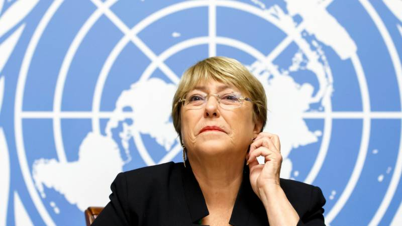 UN rights chief condemns crackdown in Belarus