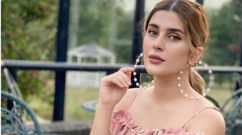 Actress Kubra Khan advises fans to stay strong