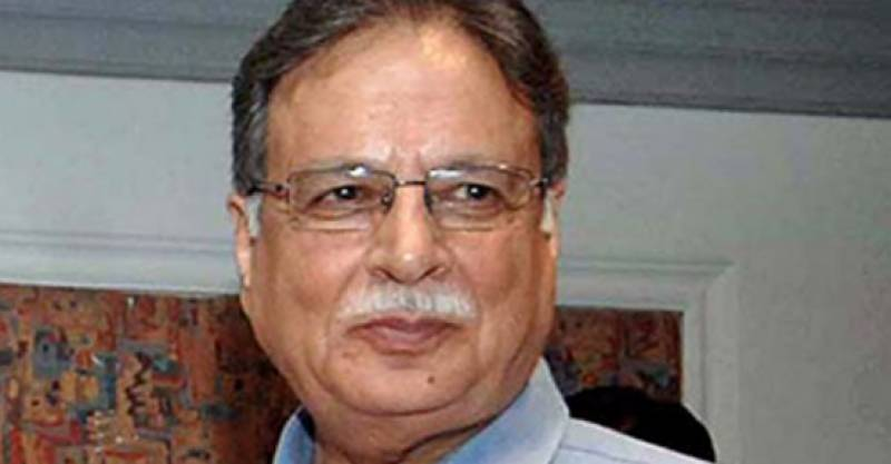 Almighty Allah saved Maryam Nawaz, says Pervaiz Rashid