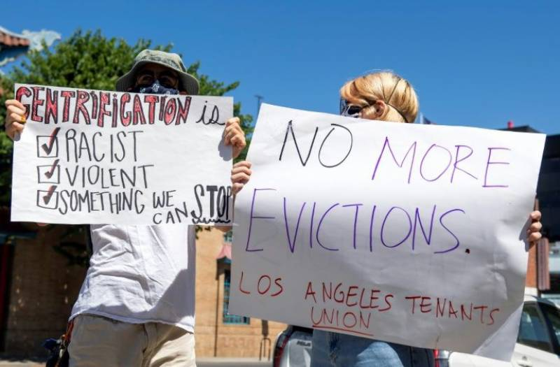 Cancel Rent movement gains ground in US