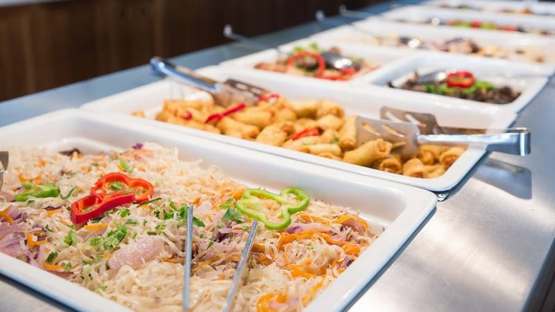 Chinese diners told to order less and cut food waste