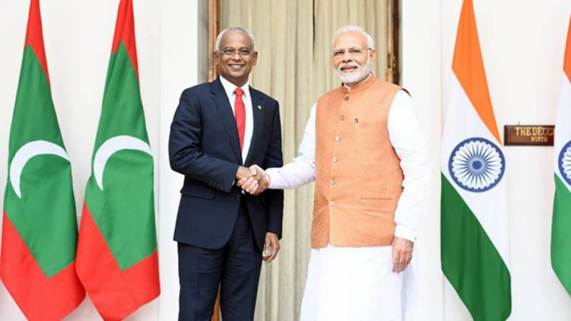 India seeks to counter China sway in Maldives with bridge project